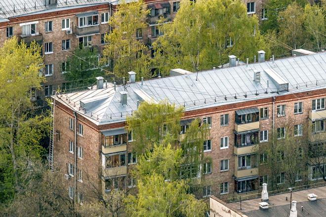 График сноса (реновации) домов