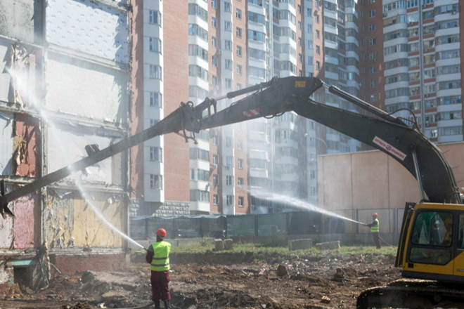 Условия сноса домов по программе реновации