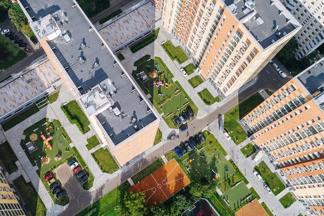 График сноса пятиэтажек в Москве
